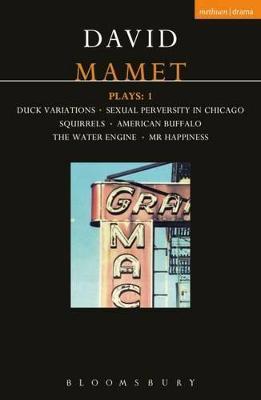 Mamet Plays by David Mamet
