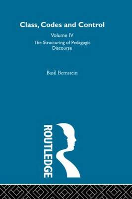 Structuring of Pedagogic Discourse book