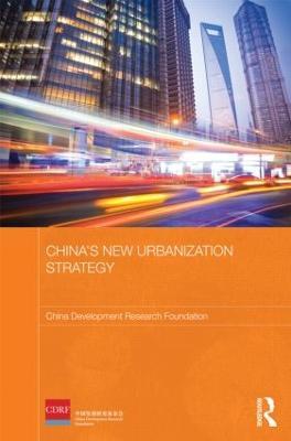 China's New Urbanization Strategy book
