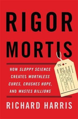 Rigor Mortis by Richard Harris