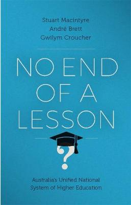 No End of a Lesson book