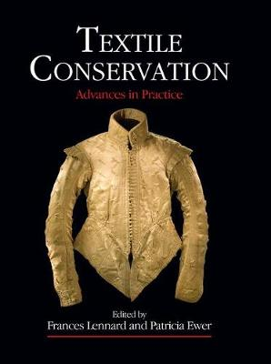 Textile Conservation by Frances Lennard