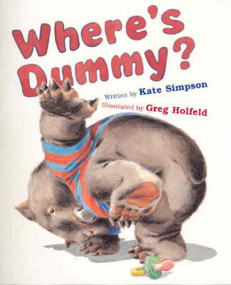 Where's Dummy? by Kate Simpson