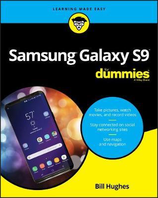 Samsung Galaxy S9 For Dummies book