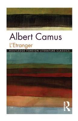 L'Etranger by Albert Camus
