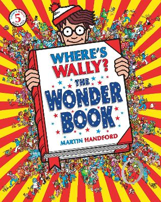 Where's Wally? #5 The Wonder Book by Martin Handford