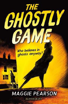 The Ghostly Game book
