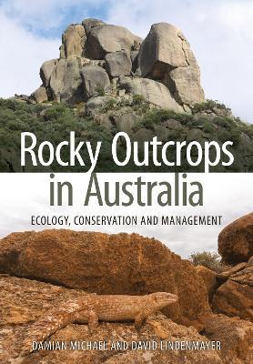 Rocky Outcrops in Australia by Damian Michael