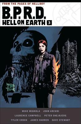 B.p.r.d. Hell On Earth Volume 3 book