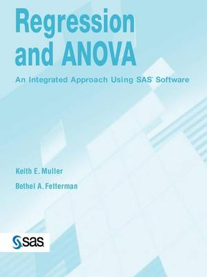 Regression and ANOVA by Keith E. Muller