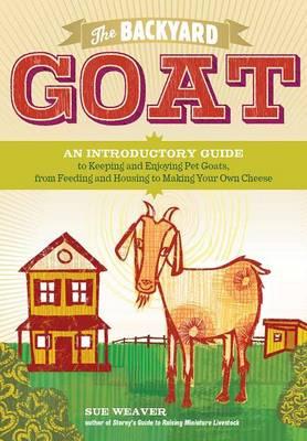 Backyard Goat book