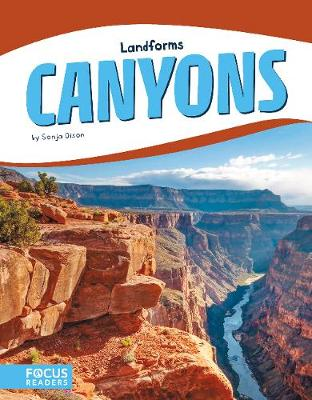 Canyons by ,Sonja Olson