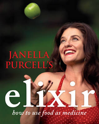 Janella Purcell's Elixir book