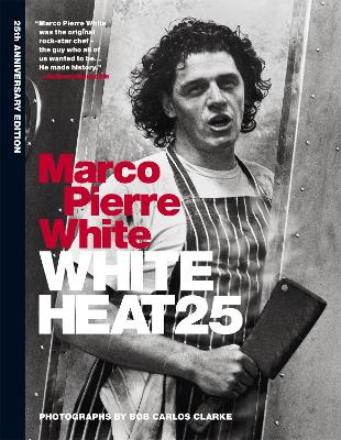 White Heat 25 by Marco Pierre White