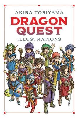 Dragon Quest Illustrations: 30th Anniversary Edition book