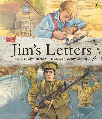 Jim's Letters book
