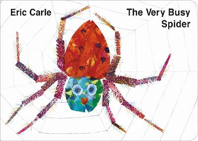 Very Busy Spider book