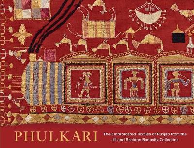 Phulkari book