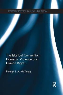 The The Istanbul Convention, Domestic Violence and Human Rights by Ronagh McQuigg