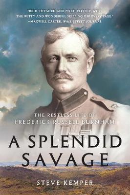 Splendid Savage book