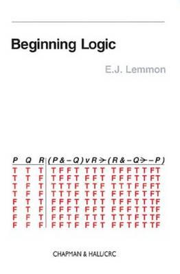 Beginning Logic by Edward John Lemmon