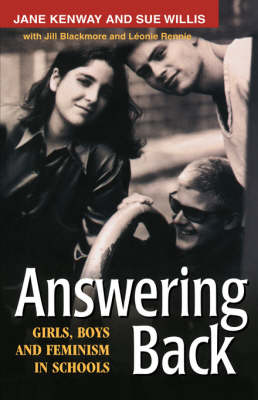 Answering Back by Jill Blackmore