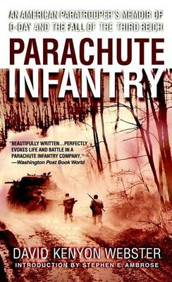 Parachute Infantry by David Webster