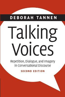 Talking Voices by Deborah Tannen