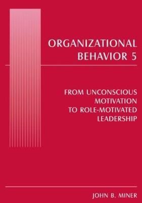 Organizational Behavior book
