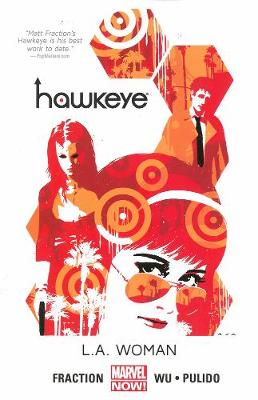 Hawkeye by Matt Fraction