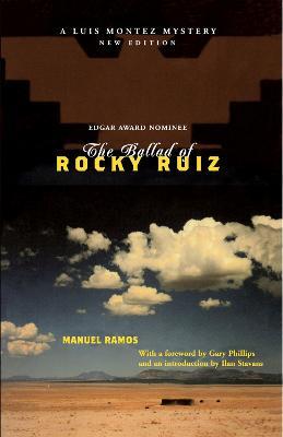 Ballad of Rocky Ruiz book