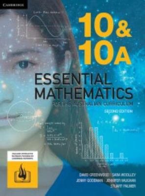 Essential Mathematics for the Australian Curriculum Year 10 by David Greenwood