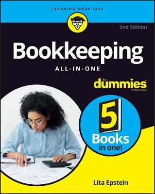 Bookkeeping All-in-One For Dummies by Lita Epstein