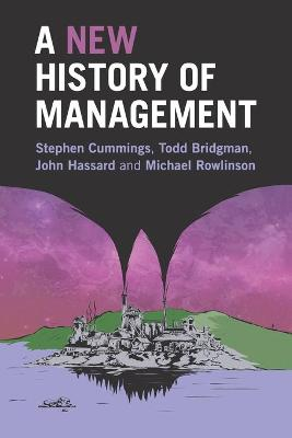 New History of Management book