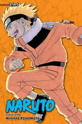 Naruto (3-in-1 Edition), Vol. 6 by Masashi Kishimoto