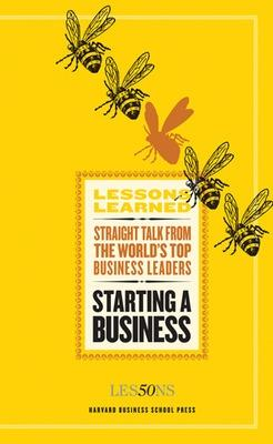 Starting a Business by Fifty Lessons