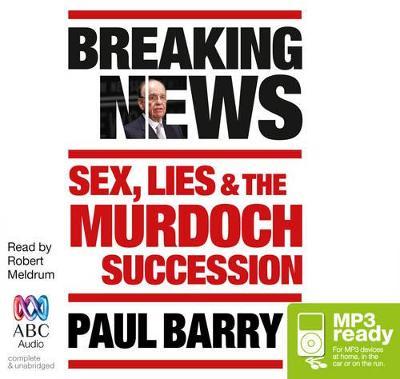 Breaking News by Paul Barry