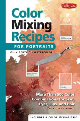 Color Mixing Recipes for Portraits by William F. Powell