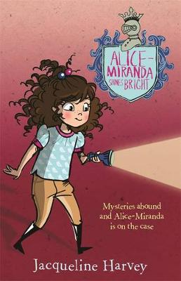 Alice-Miranda Shines Bright 8 by Jacqueline Harvey