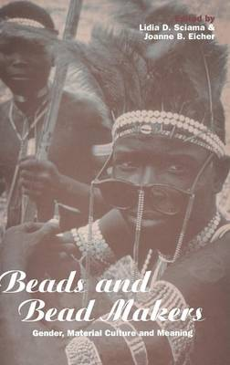 Beads and Beadmakers book