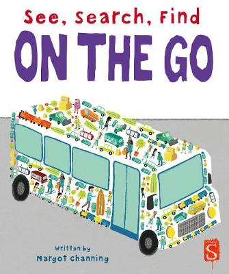 See, Search, Find: On The Go book