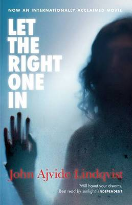 Let the Right One in book