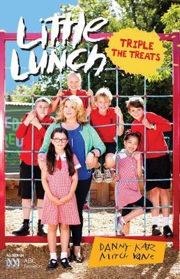 Little Lunch: Triple the Treats book