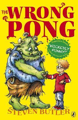 Wrong Pong by Steven Butler