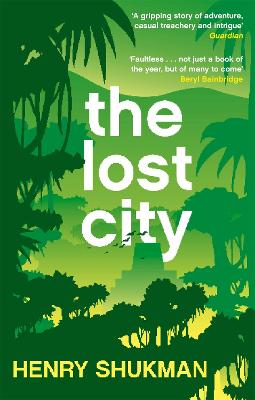 Lost City by Henry Shukman