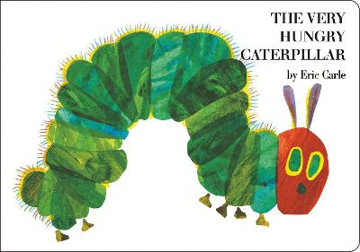 Very Hungry Caterpillar, the by Eric Carle