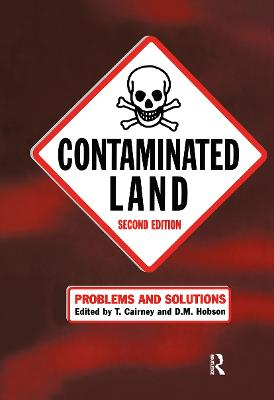 Contaminated Land by T. Cairney