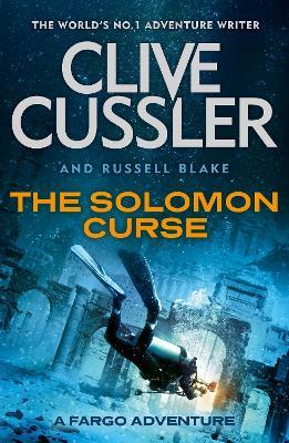 The Solomon Curse by Clive Cussler