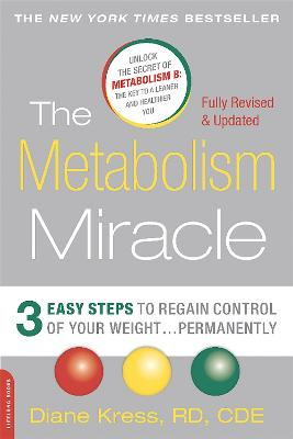 The Metabolism Miracle, Revised Edition by Diane Kress