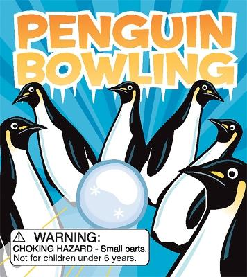 Penguin Bowling by Rebecca McCarthy